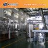 Chaîne de production remplissante d'eau potable de bouteille d'animal familier