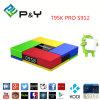 L'octa Core TV Box T95k PRO Amlogic S912 TV Box Android 6.0 Marshmallow TV Box Mxq
