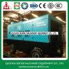 Compresor de alta presión diesel del tornillo de Kaishan LGCY-27/20 para la explotación minera