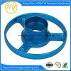 CNCの精密機械化の部品、CNCの製粉の部品、旋盤の回転部品、プラスチック部分