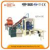 Bloc concret de vibration automatique de Qt4-15c faisant à machine la machine de brique pleine