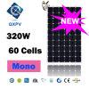60 moduli solari Bifacial delle cellule 320W mono
