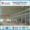 El edificio ligero de la estructura de acero fabrica el almacén