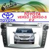 Toyota 왼쪽 페이지 2010-2012/Verso-S 2010-2012/E'z 2010-2012년을%s 특별한 차 DVD