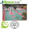 Peinture résistant à l'acide d'anti glissade, surface de sport d'enduit de terrain de basket d'unité centrale de silicium