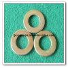 Aplique uma camada de zinco amarelo a anilha chata M22