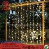 Indicatore luminoso leggiadramente dell'interno esterno della stringa della tenda di natale della decorazione di sicurezza del LED