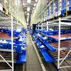 Le débit d'acier de l'entrepôt de stockage de rayonnages pour carton