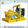 Horizontale Riss-Fall-doppelte Absaugung-Wasser-Entwässerung-Dieselwasser-Pumpe
