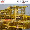 Grande fabrication adaptée aux besoins du client de pièce de construction soudée pour l'équipement marin