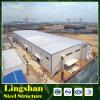 Casa Prefab de aço/oficina/armazém do baixo custo de China