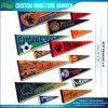 ギフトの長旗の三角形の記念品の旗のスポーツのフェルトポリエステル長旗(J-NF12F13009)