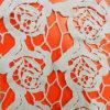 綿のかぎ針編みの綿のレースファブリック(L5102)