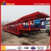 32 Meter Tri-Welle geöffneter Rahmen-Auto-Transport-Schlussteil-