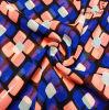 2015 a última 100d tecidos Chiffon Impressão/100d/ Chiffon Seda composto de seda de emulação
