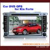 Coche DVD con la memoria del disco GPS/6 para el Forte de KIA (HP-KF700L)