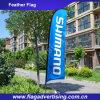 Waterproof&Washableカスタムポリエステル羽のフラグ、羽の旗