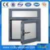 アルミニウム単一の緩和されたガラスのWindowsのアルミニウム開き窓のWindowsおよびドア