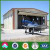 Bâtiment préfabriqué de hangar d'aéronefs en métal de structure en acier élevée de botte