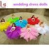 Regalo de cumpleaños 29 Cm vestido de novia Princesa Dolls