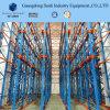 2 manera Communication Forklift Drive en Wire Shelving