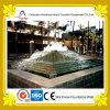 Al aire libre fuente de agua acodada pequeña matriz para la decoración