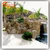 حديقة [وتر فوونتين] زخرفي حجارة [روكري] لأنّ حديقة