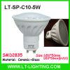 5W Céramique LED Spot Light (LT-SP-C10-5W)