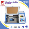 Stempel-Laser-Gravierfräsmaschine-Ministempel, der Maschine herstellt