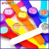 方法多彩な表面パパのケイ素のSlap-up水晶デジタル腕時計(P6700)