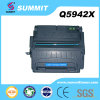 China Remanufacture Toner Cartridge Compatible für Hochdruck Q5942X