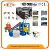 Máquina de fabricación de ladrillo del bloque de la depresión de Qt4-15D Nigeria