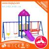 Diapositivas del bebé del patio y juguete al aire libre del oscilación