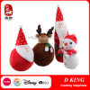 2017 vulde Nieuwe Kerstmis Zachte Doll van het Stuk speelgoed van de Pluche van de Douane