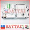 De alta calidad 16 FTTH Cable Fibra Óptica Terminal Box