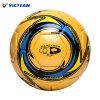 Duurzame Materiële Grootte 5 van Pu de Gelamineerde Bal van het Voetbal