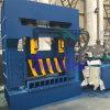 Tesoura de alumínio automática hidráulica da guilhotina da placa