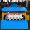 Rodillo del Decking del suelo del panel de la azotea del metal que forma la máquina