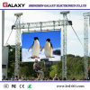 풀 컬러 단계 사용을%s 임대 LED 영상 벽 전시를 Die-Casting 최신 인기 상품 옥외 실내 에너지 절약