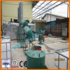 Utiliza los desechos de petróleo al gasóleo de purificación de aceite de máquina