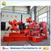 Moteur diesel grand cas de fractionnement d'aspiration double débit de pompe incendie