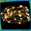 Lumières de chaîne de caractères de câblage cuivre de DEL pour la célébration de festival