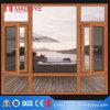 Окно Casement Гуанчжоу алюминиевое с экраном насекомого