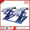Ce изготовления Guangli одобрил высокое качество подвижные, котор гидровлические Scissor подъем автомобиля