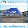 Роскошный шатер звезды партии рекламируя печатание шатра для сбывания