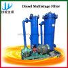 Sistema de vários estágios do filtro de petróleo Diesel especialmente para gerar a eletricidade