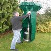 Patio verde Heater Cover di Waterproof Square per il giardino di Your