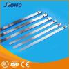 Serres-câble d'acier inoxydable d'UL de Jiong fermant à clef des cravates