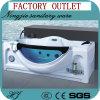 Vasca da bagno acrilica del mulinello di massaggio della presa di fabbrica (504)