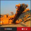 Quijada/cono/máquina móviles de la trituradora de piedra del impacto para Australia